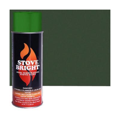 High Temp Metallic Moss Green 6196 From Mr Stoves Brisbane