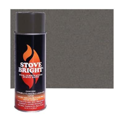 Red High Temperature Stove Paint
