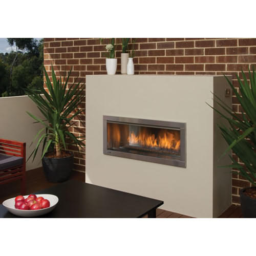 Regency Hzo42 Outdoor Gas Fireplace From Mr Stoves Brisbane