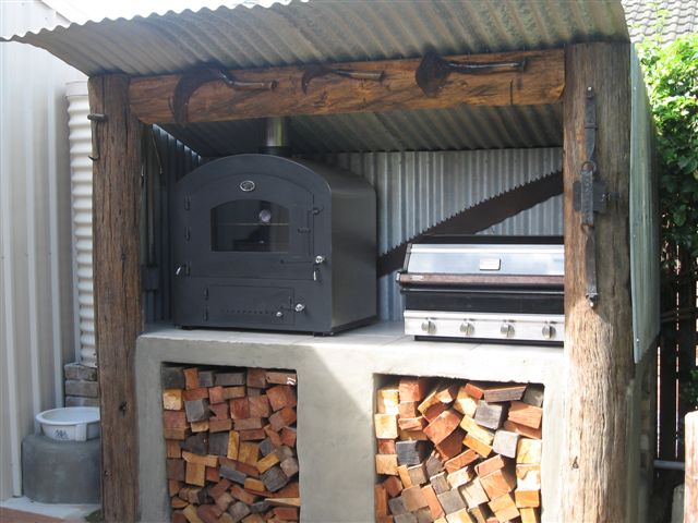 La Bella Wood Fired Pizza Oven From Mr Stoves Brisbane