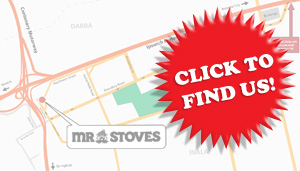 Mr Stoves location map