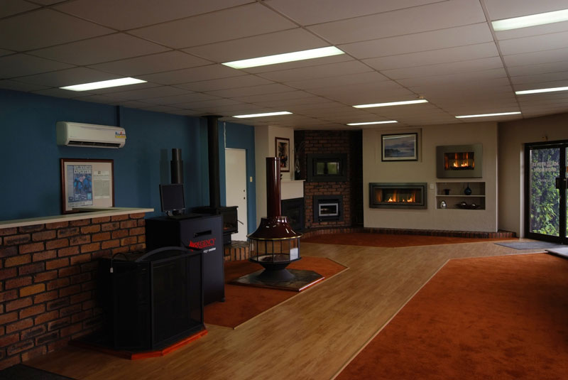 mr-stoves Showroom